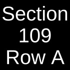2 Tickets San Diego Padres @ New York Mets 7 23 19 Citi Field Flushing,  NY