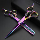 "5.5"" Professional Hairdressing Scissors Salon Beauty Hair Cutting Thinning Shear"