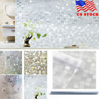 Waterproof Glass Frosted Bathroom window Decal Self Adhesive Film Wall Sticker3D