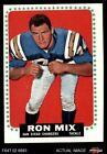 1964 Topps #168 Ron Mix Chargers USC 5 - EX $24.0 USD on eBay