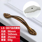 Modern Occident Cupboard Cabinet Door Knob Drawer Furniture Pull Handle Hardware