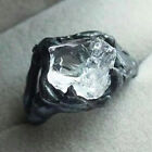 MEN Vintage Rings Jewelry Unique Punk Big Clear Crystal Stone Ring Women 5-12