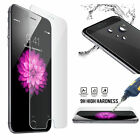 Premium Screen Protector Tempered Glass For iPhone SE 5 6 7 8 Plus X Xs Max XR U