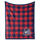Official NCAA New Jersey Institute of Technology Highlanders - Fleece Blanket -