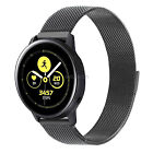 Milanese Loop Bracelet For Samsung Galaxy Watch Active Strap Mesh Band Wristband