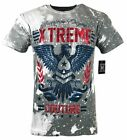 XTREME COUTURE by AFFLICTION Men T-Shirt AMERICAN ORIGINAL Biker MMA Gym S-4X$40 image