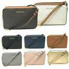 Michael Kors Jet Set Item Large East West Crossbody Chain Handbag Clutch $248