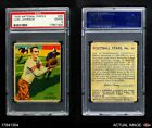 1935 National Chicle #35 Luke Johnsos  PSA 2 - GOODFootball Cards - 215