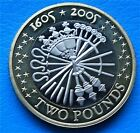 1986 - 2020  Elizabeth ll £2  (Two Pound) Decimal Proof Coin - Choose Your Year