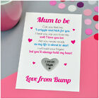 PERSONALISED Mummy to Be Gifts from Bump Gifts for Mummy Mum Mam To Be from Bump