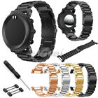 For Suunto Core Luxury Stainless Steel Wrist Watch Band Metal Replacement Strap