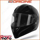 CASCO INTEGRALE ORIGINE HELMETS STRADA SOLID MATT BLACK | NERO OPACO