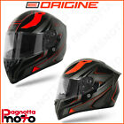 CASCO INTEGRALE ORIGINE HELMETS STRADA GRAVITER GLOSS RED - BLACK | ROSSO BLACK