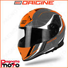 CASCO INTEGRALE ORIGINE HELMETS GT RAIDER GLOSS GREY
