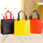 Non-woven Reusable Foldable Shopping Bag Eco Grocery Shoulder Bag Storage Pouch