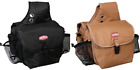 "Showman Cordura Nylon INSULATED 12"" x 5"" x 10"" Western SADDLE BAG"