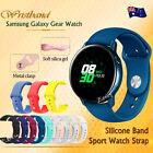 Replacement Silicone Sports Wrist Band For Samsung Galaxy Watch 3 41mm Active 2