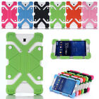"Universal 7"" ~ 11"" Tablet Kids Safe Shockproof Flexible Soft Silicone Case Cover"