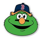 Boston Red Sox Wally the Green Monster  Precision Cut  Decal / Stic on Ebay