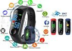Kyпить Smart Band Watch Bracelet Wristband Fitness Tracker Blood Pressure HeartRate M3 на еВаy.соm