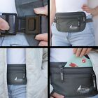 Money Belt With RFID Blocking Sleeves-Travel,Passport,Wallet,Tag,Security, Cable