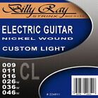 Billy Ray Strinx - Electric Guitar - Nickel Wound