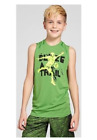 c9 Champion Boys Sleeveless Graphic Green Tech T-shirt BLAZE A TRAIL