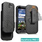 for Kyocera VERIZON AT&T DuraForce Pro 2 E6920 E6910 Belt Clip Holster Case Camo