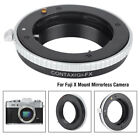 Lens Adapter for Contax G Mount G35 Lens to for Fuji X Mount Mirrorless Cameras