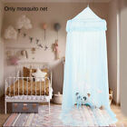 Round Dome Mosquito Net Garden Bed Canopy Fly Insect Protection Girl Bedroom image
