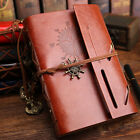 Kyпить Retro Vintage PU Leather Cover Notebook Travel Journal Diary Diary Jotter Books на еВаy.соm