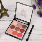 9 Color Beauty Pearl Glitter EyeShadow Powder Palette Soft Cosmetic Makeup Tool
