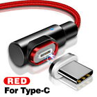 1M/2M 3A Magnetic Fast Charging Charger Data Cable for Type C/USB C Micro USB