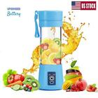 Portable Blender, Smoothie Juicer Cup - Blender for Personal Use (FDA,BPA Free) photo