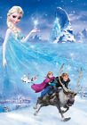 Frozen Elsa & Anna Children's Room HD Printed Painting Canvas Wall No Frame#001