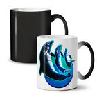 Dolphin Moon Cute Animal NEW Colour Changing Tea Coffee Mug 11 oz | Wellcoda