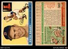 1955 Topps #206 Pete Daley Red Sox GOOD