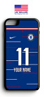 CHELSEA FC PERSONALIZED Plastic or Rubber Case For Iphone Samsung LG Pixel 3