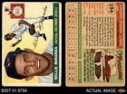 1955 Topps #154 Willie Miranda Orioles FAIR