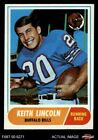 1968 Topps #19 Keith Lincoln Bills NM $5.25 USD on eBay