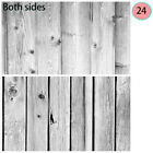 Photography Backdrop Paper Background Photo Props  Double-sided Wood Grain