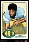 1976 Topps #38 Russ Washington Chargers EX/MT $4.75 USD on eBay