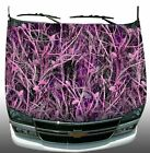 Obliteration tallgrass pink camo hunting Hood Wrap Vinyl Decal Graphic