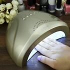 Professional LED UV Nail Lamp Light Dryer 48W Cure All Gel Polish Double Source