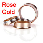 Stainless Steel Screw Ear Gauges Flesh Tunnels Plugs Stretchers Expander new.