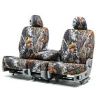 Custom Fit Seat Cover for Dodge Ram 2500 In Mossy Oak Front & Rear