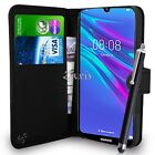 Wallet Case Pouch PU Leather Cover For Huawei 2017 2018 2019 Mobile Phones
