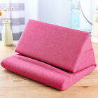 Tablet Pillow Holder Stand Book Rest Support Cushion with Bag for iPad Mobile UK