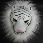 Halloween Animal Head Mask Latex Zoo Cosplay Party Costume Theater Carnival Toys