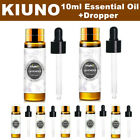 100 Pure Natural Aromatherapy Essential Oil 10ml Aroma Therapeutic  Dropper
